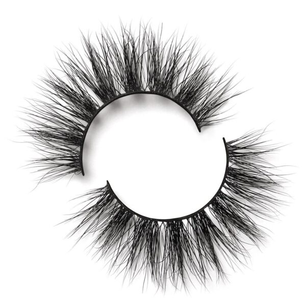 3D faux mink too glam lashes #Slay nepwimpers